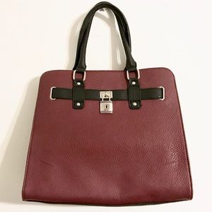 Handbags - Maroon Shoulder Bag